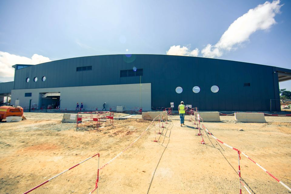 New terminal Ivato March 2019