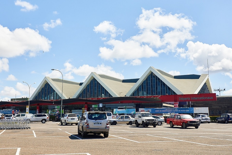 AEROPORT INTERNATIONAL D'IVATO